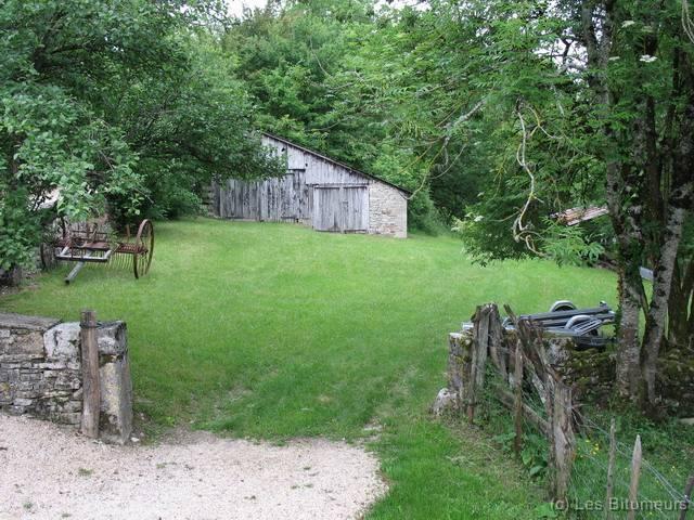 Photo 020_resize c'est pas un paysage c'est le jardin du gite